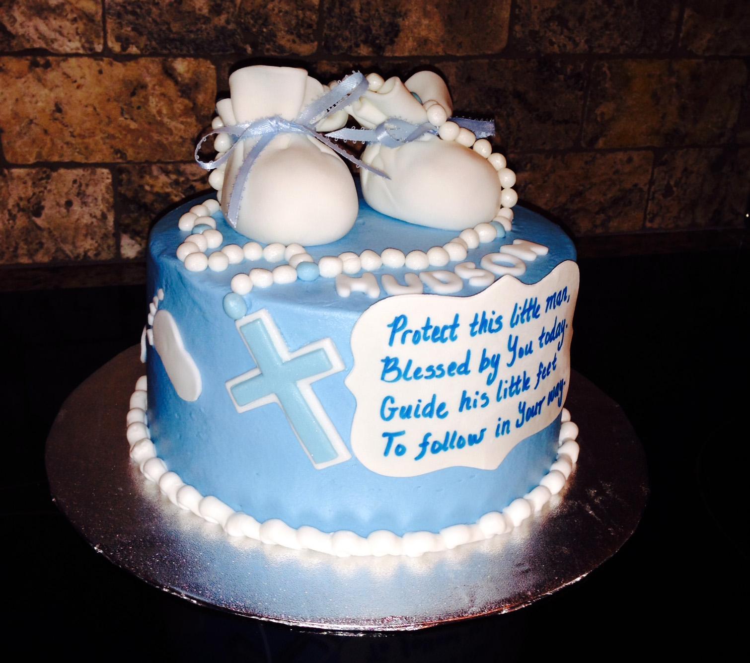 Baby Shower Amp Christening Polka Dot Apron Sweets